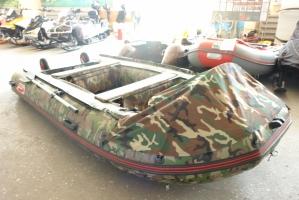 Лодка Royal Marine 400C