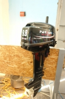 Мотор лодочный Parsun T9.8BMS