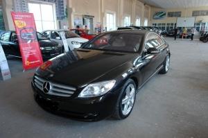 Mercedes CL55